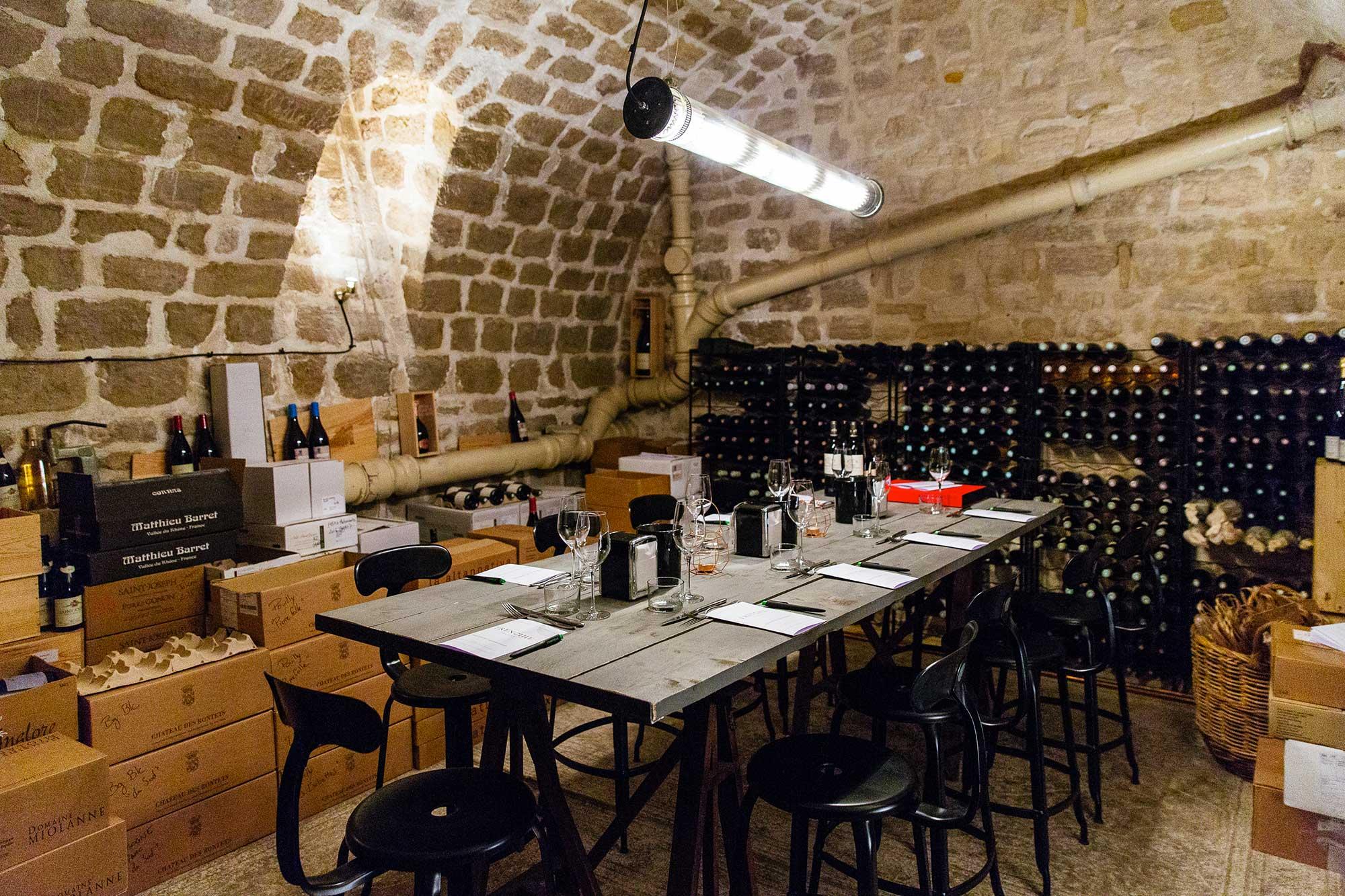 Cave A Vin Design discover – frenchie – caviste